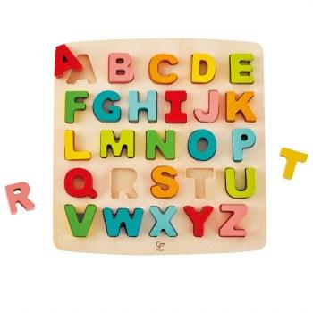Chunky Alphabet Puzzle