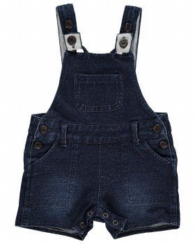 Denim Shortie Overalls 18-24m