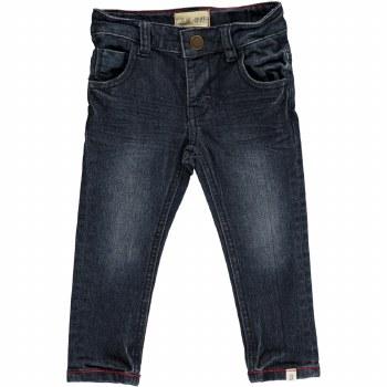 Navy Slim Fit Jean 6-7y