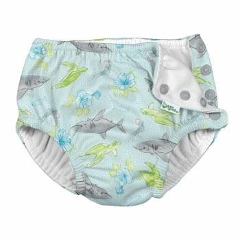 Swim Diaper Aqua Shark 4T