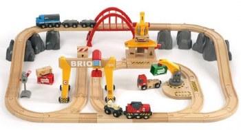 Cargo Railway Deluxe Set