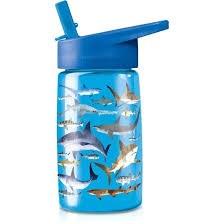 Tritan Drinking Bottle Shark
