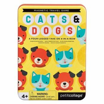 Cats and Dogs Game Tin