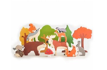 Waldorf Forest Animals - CURBSIDE PICKUP ONLY