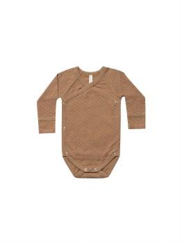 Pointelle Kimono Copper NB