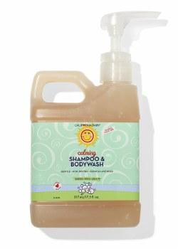 Shampoo & Body Wash Calming 17.5oz