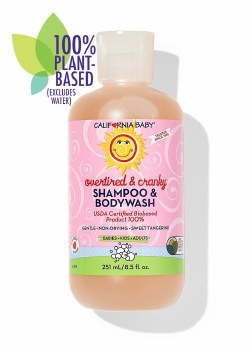 Shampoo & Body Wash Overtired and Cranky 8.5oz