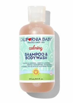 Shampoo & Body Wash Calming 8.5oz
