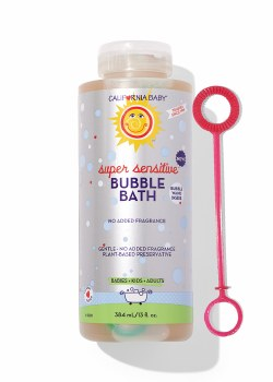 Bubble Bath Super Sensitive 13oz