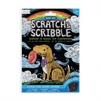 Mini Scratch Playful Pups