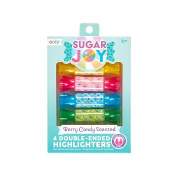 Sugar Joy Scented Highlighters