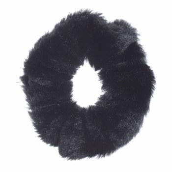 Scrunchie Black Tuxedo
