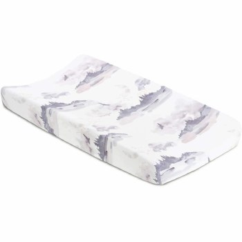 Changing Pad Cover Misty Mountain