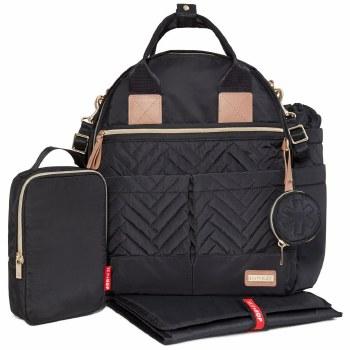 Suite 6pc Backpack Black