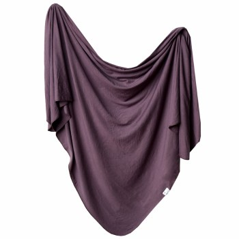 Swaddle Blankets Plum