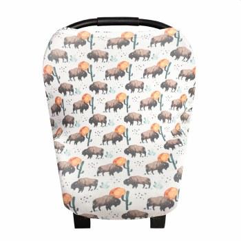 Multi Use Nursing Cover Bison