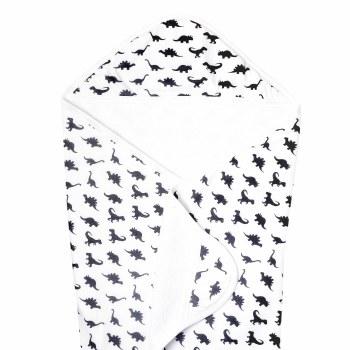 Knit Hooded Towel Wild