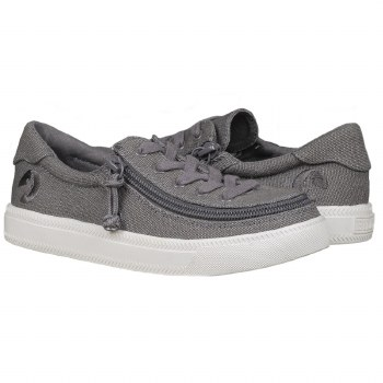 Classic Lace Grey Canvas 13