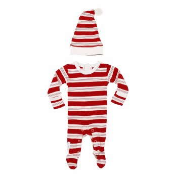 Overall Set Peppermint 18-24m