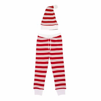 Men's PJ Peppermint Small