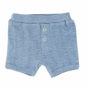 Pointelle Shorts Pool 12-18m