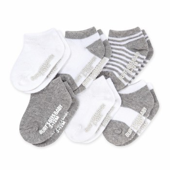 Ankle Socks Heather 0-3m