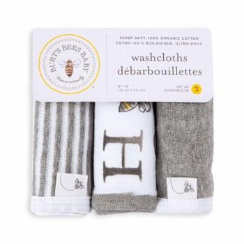 Washcloths A-Bee-C