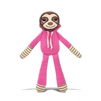 Farm Buddies Pink Sloth