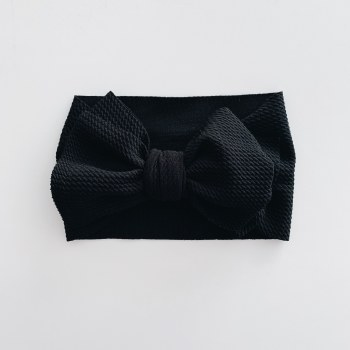 Headwrap Black