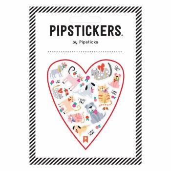 Doggone Purrfect Sticker Sheet