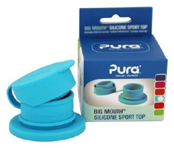 Big Mouth Cap Aqua