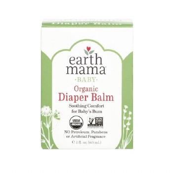 Organic Diaper Balm 2oz