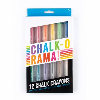 Chalk-O-Rama Dustless Chalk