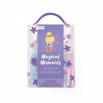 Magical Mermaids Stationary Kit
