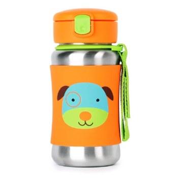 Stainless Straw Bottle Dog
