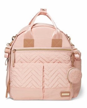 Suite 6pc Backpack Blush