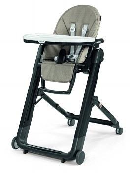 Siesta High Chair Ginger Grey