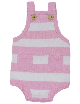 Chirpy Bird Sunsuit 6-12m