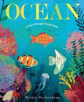 Ocean: A Peek Through Picture