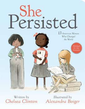 She Persisted Board Book