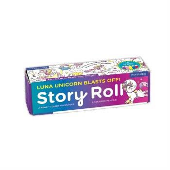 Luna Unicorn Story Roll