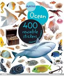 Eye Like Stickers: Ocean