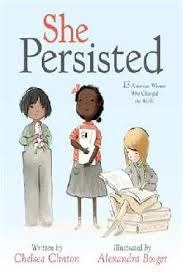 She Persisted