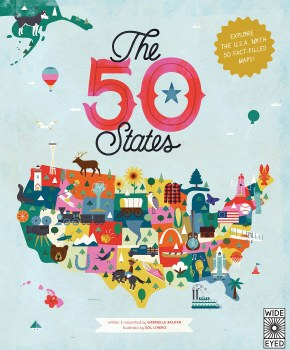 50 States Explore the USA