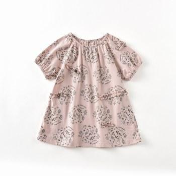 Emily Dress Dusty Pink 3T
