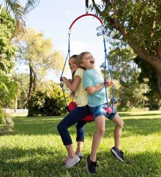 Bungee Bounce Swing