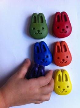 Bunny Crayons