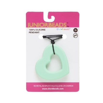Juniorbeads Heart Mint