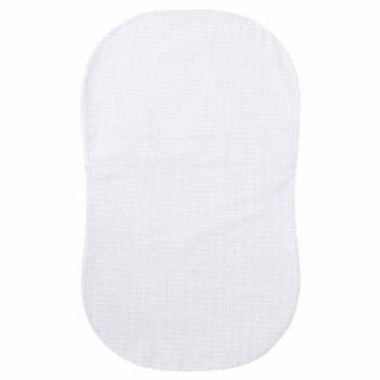 Bassinest Sheet Gray Dot