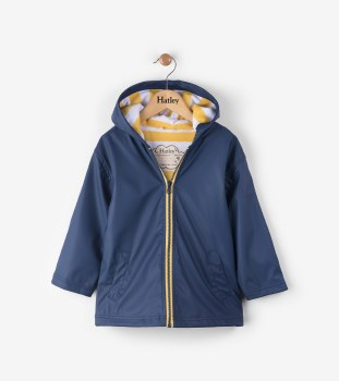 Splash Jacket Navy/Yellow 4
